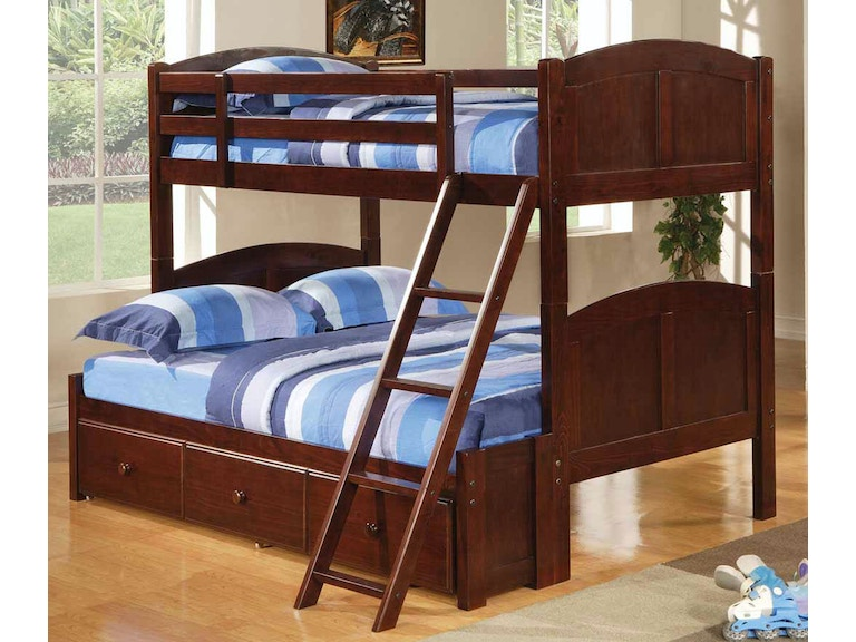 Coaster Youth Bunk Bed 460212b3 Aaron