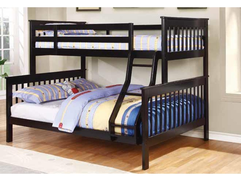 Coaster Youth Bunk Bed 460259 Hickory Furniture Mart Hickory Nc