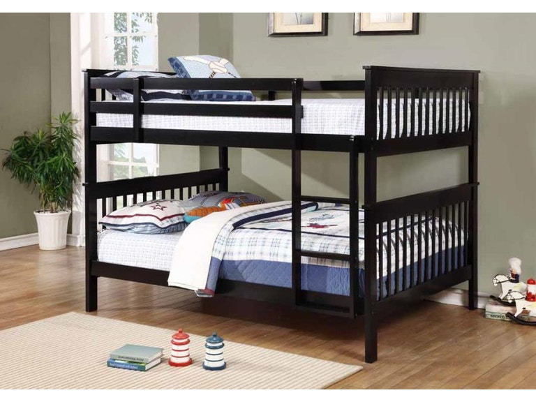 coaster youth bunk bed 460359 china towne furniture solvay ny syracuse ny. Black Bedroom Furniture Sets. Home Design Ideas