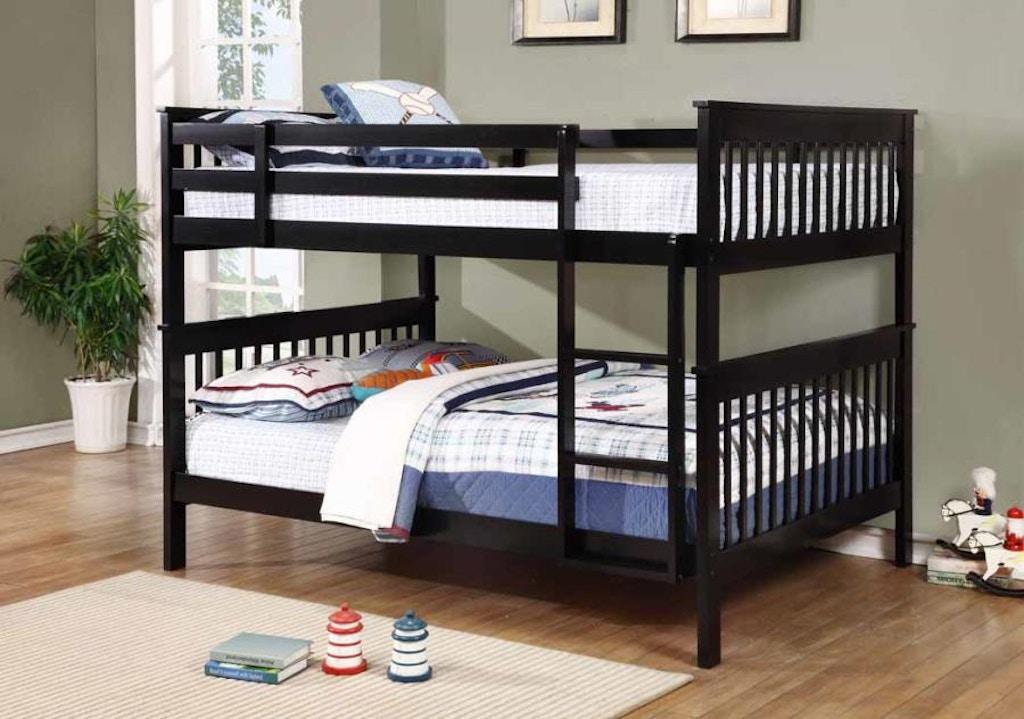 Coaster Youth Bunk Bed 460359 Furniture Kingdom Gainesville Fl