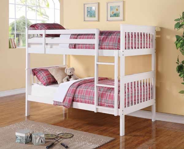 Coaster Youth Full Over Full Bunk Bed 460360 Robinson S Furniture