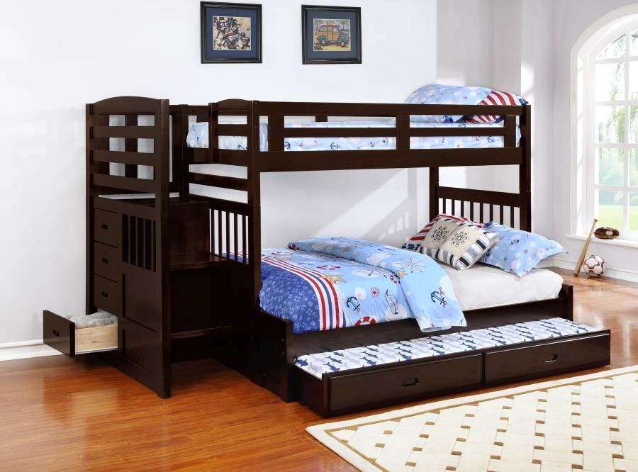 Coaster Youth Bunk Bed 460366 Furniture Marketplace Greenville Sc