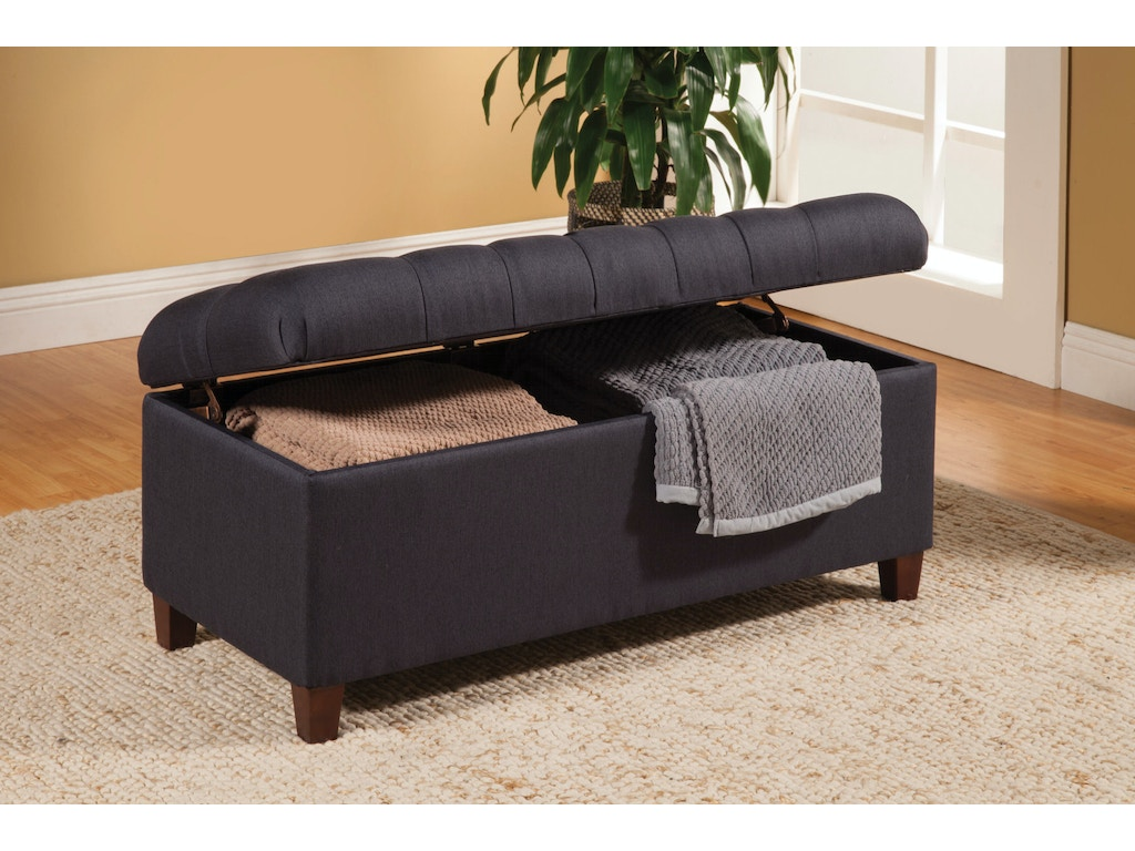 Coaster living room bench 500066 at furniture marketplace this ottoman features tufted seating