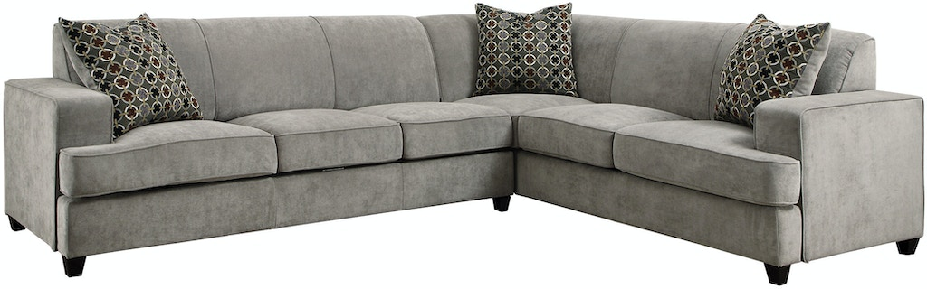 Coaster Living Room Sectional 500727 Rider Furniture