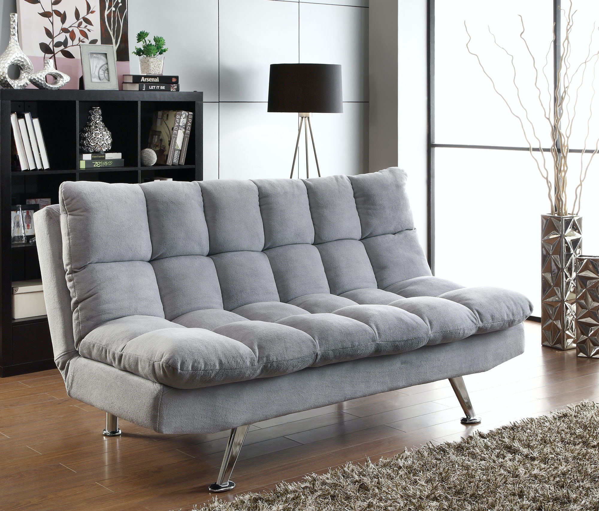 Coaster Living Room Sofa Bed 500775 At Budget Furniture