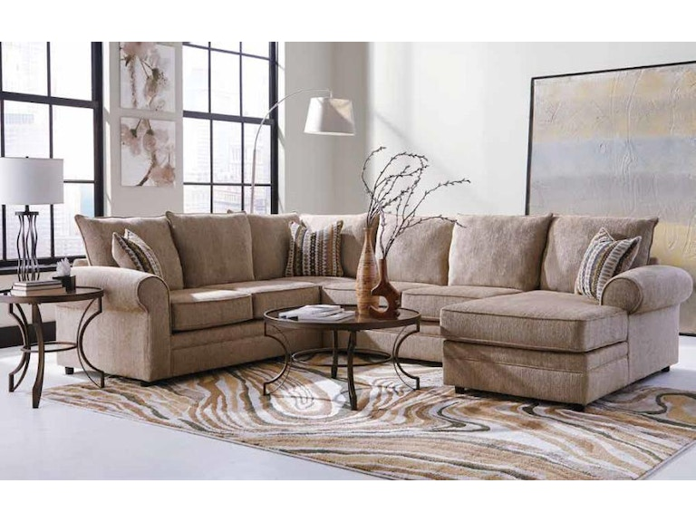 Coaster Living Room Sectional 501149 Rider Furniture Princeton