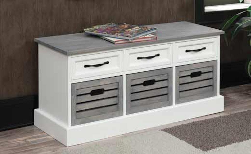 Marvelous Coaster Living Room Storage Bench 501196 Evans Furniture Cjindustries Chair Design For Home Cjindustriesco
