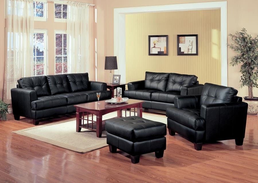 Coaster 3 Piece Living Room Set 501681 S3 Tip Top Furniture