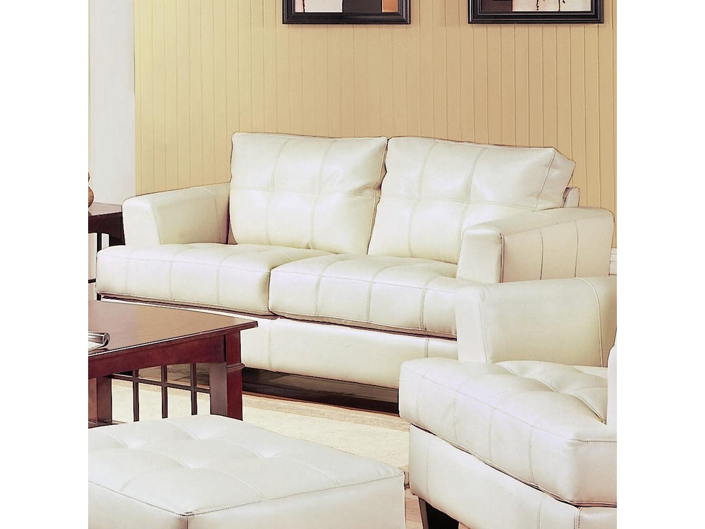 Coaster 3 Piece Living Room Set 501691 S3 Rider