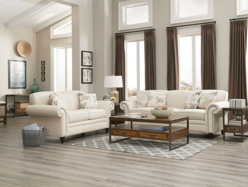 2 Piece Living Room Set 502511 S2