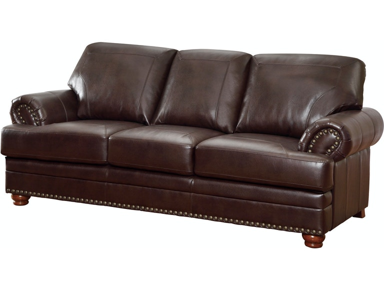 SofaColton Leather Look Sofa