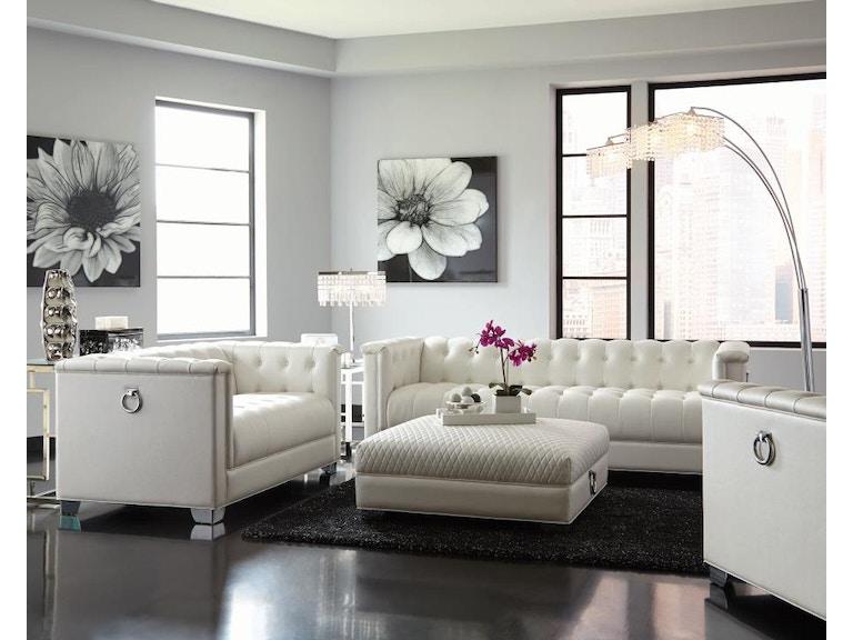 Coaster 3 Piece Living Room Set 505391-S3 - Kensington