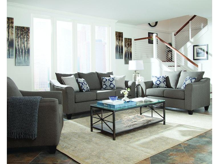 Coaster 2 Piece Living Room Set 506021 S2