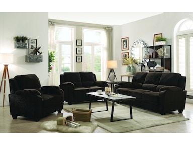 Coaster 2 Piece Living Room Set 506244 S2 Capital