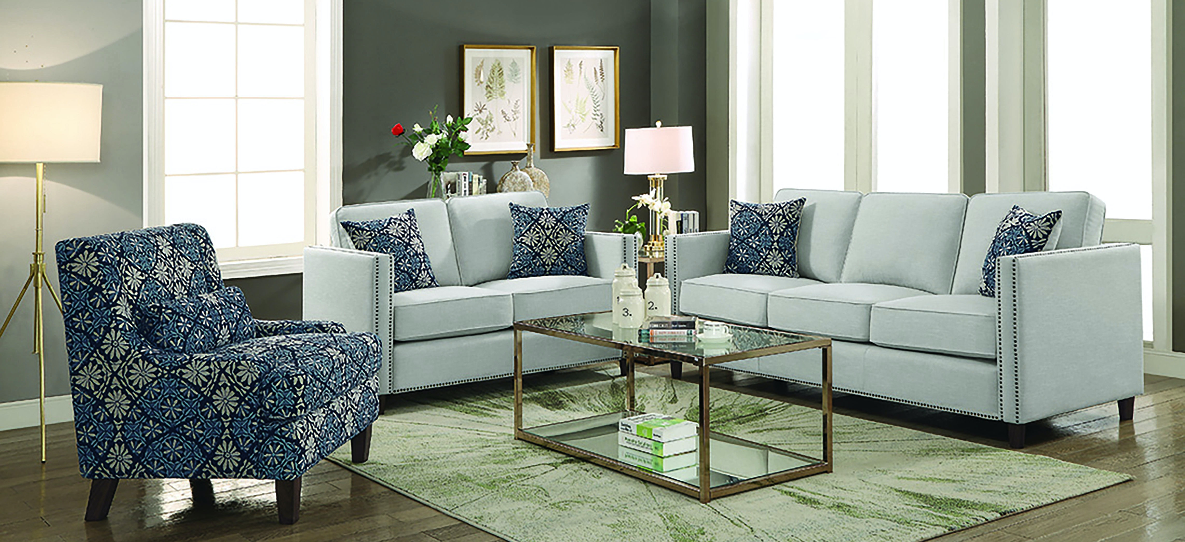 506251 S3. 3 Piece Living Room Set