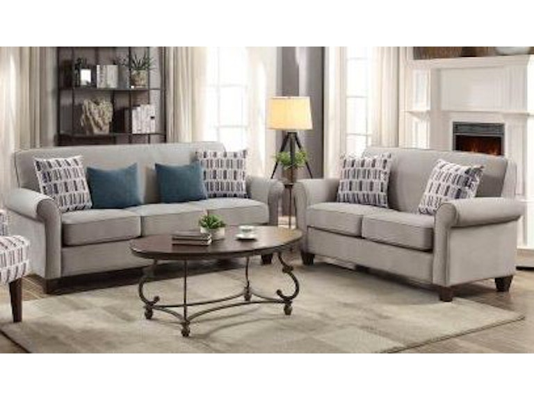 Coaster 2 Piece Living Room Set 506401 S2 The Furniture House Of Carrollton Carrollton