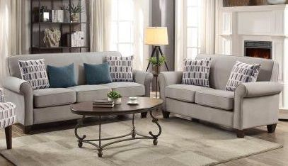 506401 S2. 2 Piece Living Room Set