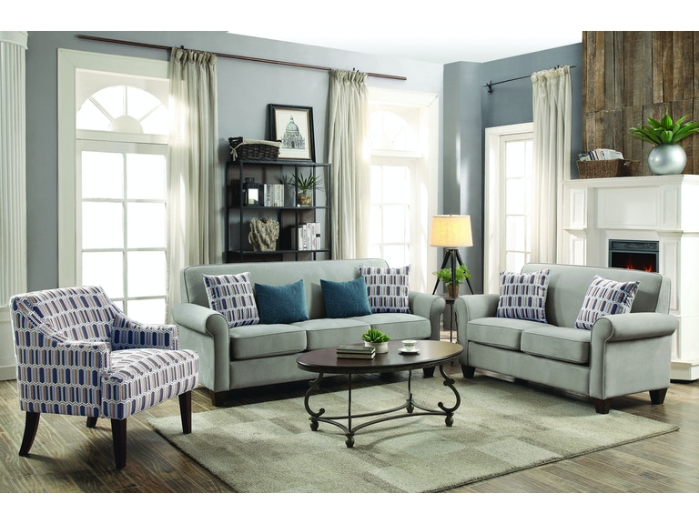 Coaster 3 Piece Living Room Set 506401 S3 Aaron S Fine Furniture