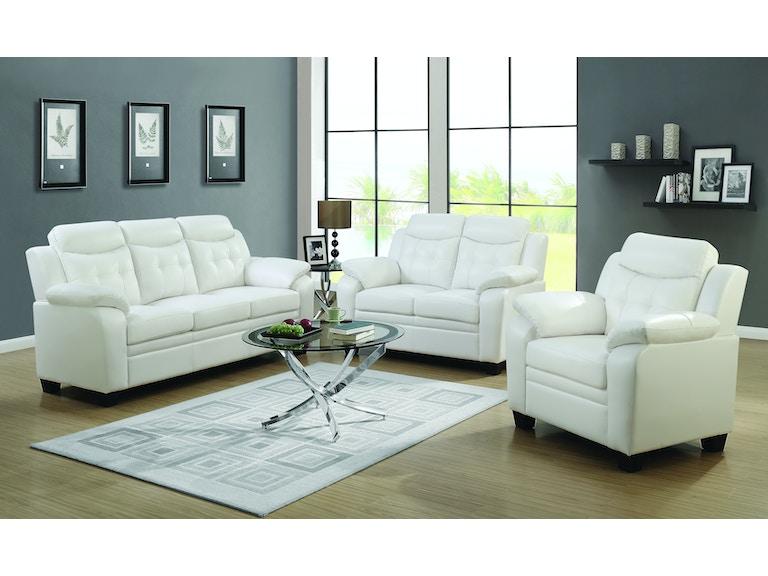 Coaster 3 Piece Living Room Set 506554-S3 - Kensington