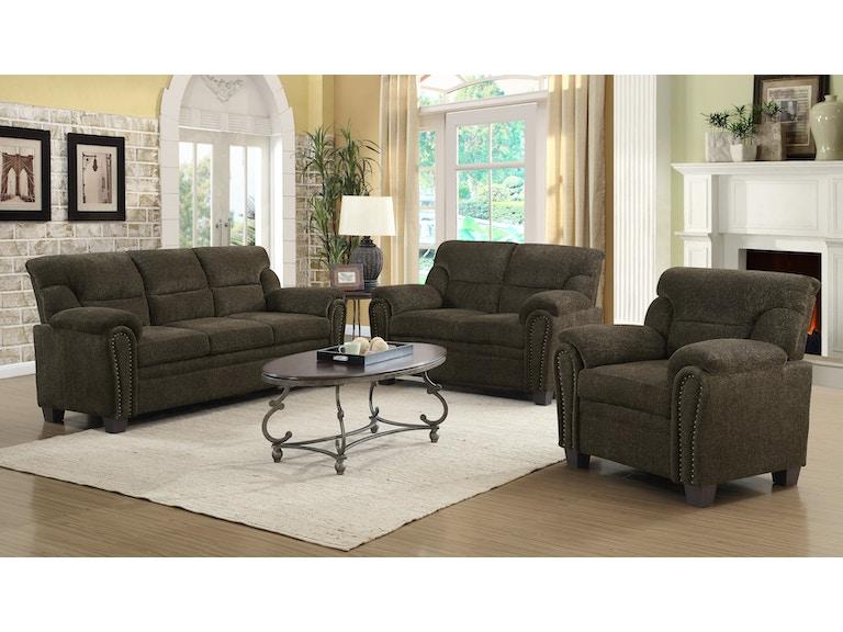 Coaster 3 Piece Living Room Set 506571-S3 - Furniture Kingdom ...