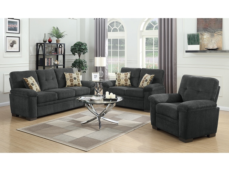 coaster 3 piece living room set 506584 s3 the furniture house of