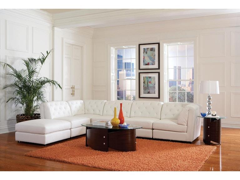 Coaster Living Room Armless Chair 551021