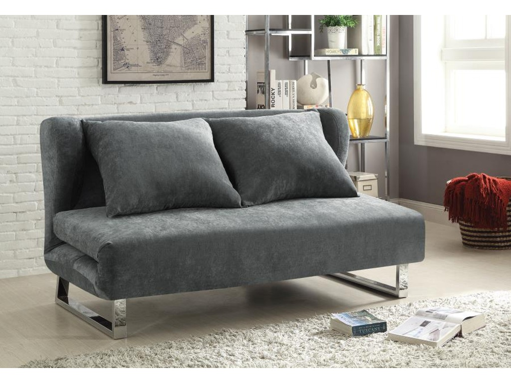 coaster living room sofa bed 551074 simply discount furniture santa clarita and valencia ca. Black Bedroom Furniture Sets. Home Design Ideas