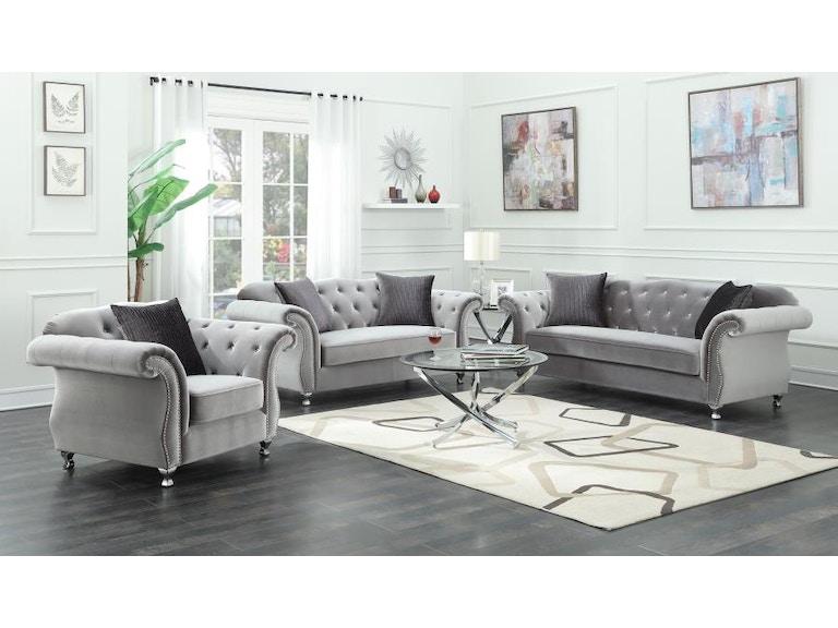 coaster living room furniture. Coaster Sofa 551161 Living Room  Simply Discount Furniture Santa