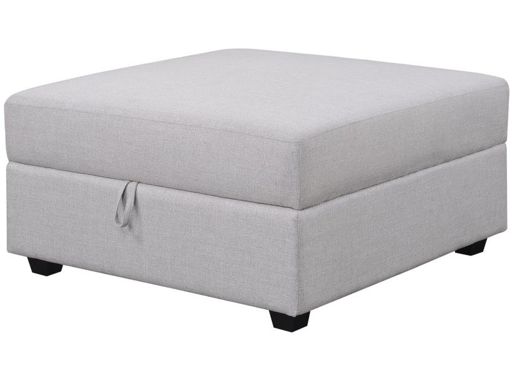 Coaster Living Room Storage Ottoman 551223 - Furniture Marketplace ...