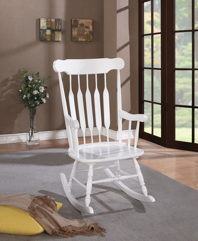 Strange Coaster Living Room Rocking Chair 600174 New Look Camellatalisay Diy Chair Ideas Camellatalisaycom