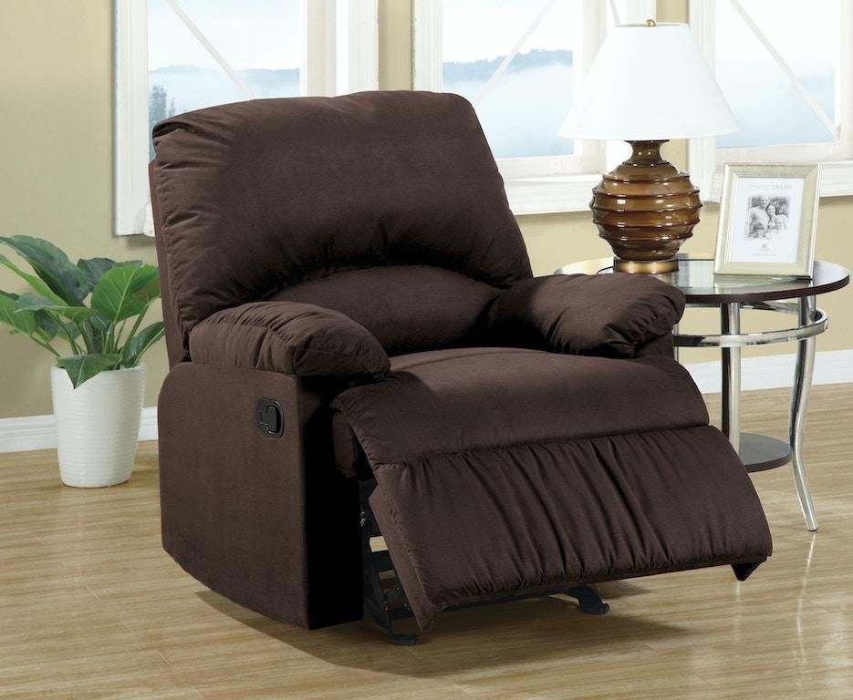 Coaster Living Room Glider Recliner 600266g Furniture