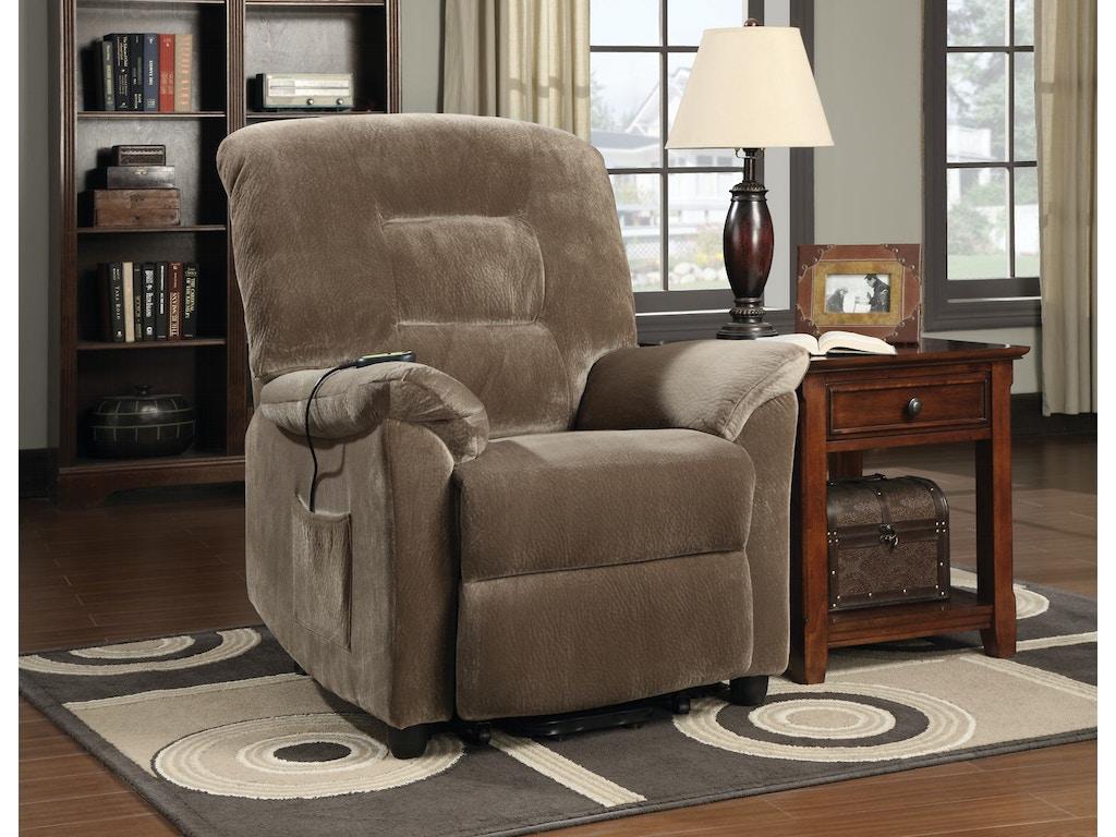 Coaster Living Room Power Lift Recliner 601025 Furniture
