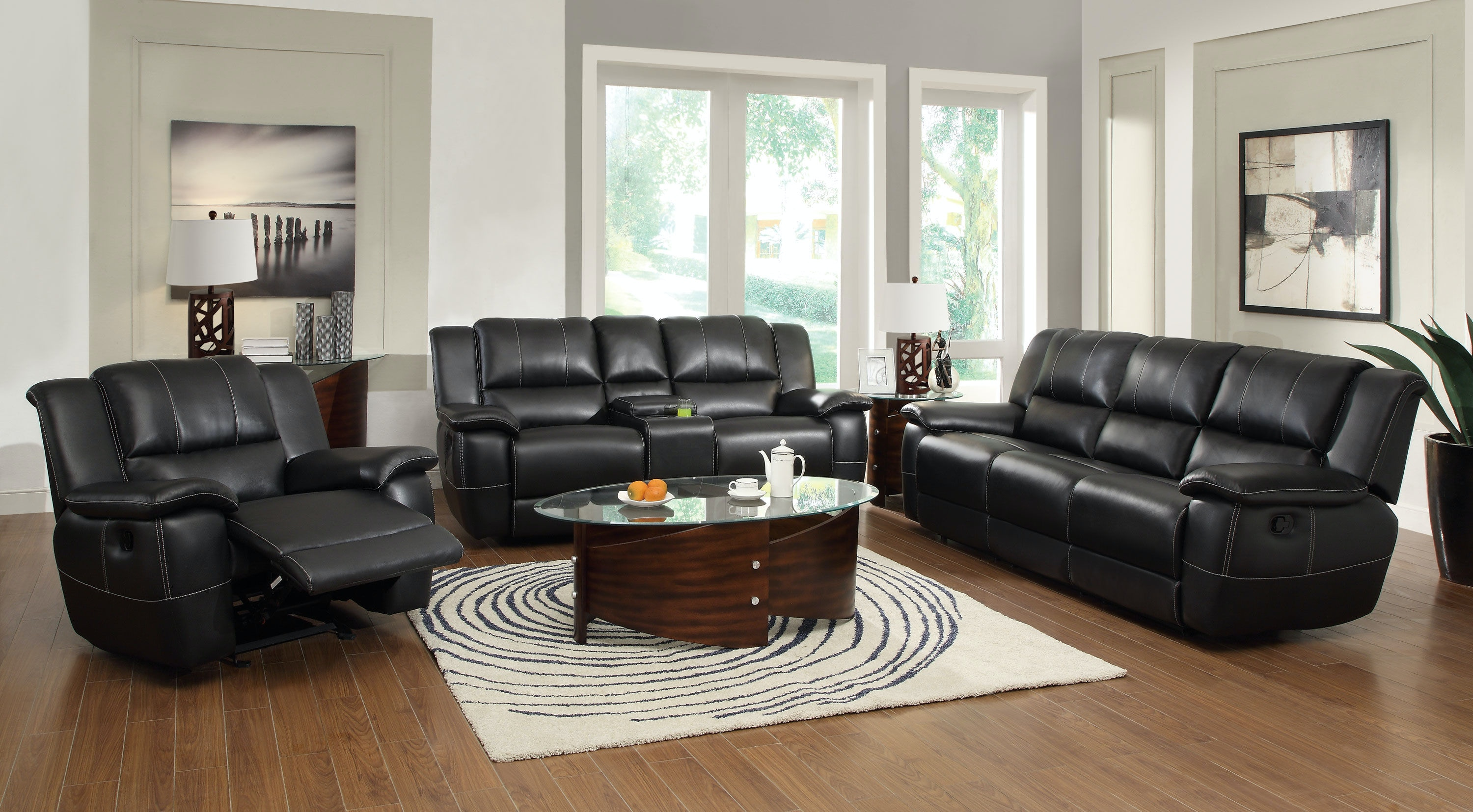 coaster living room motion sofa 601061 - the furniture house of, Hause deko