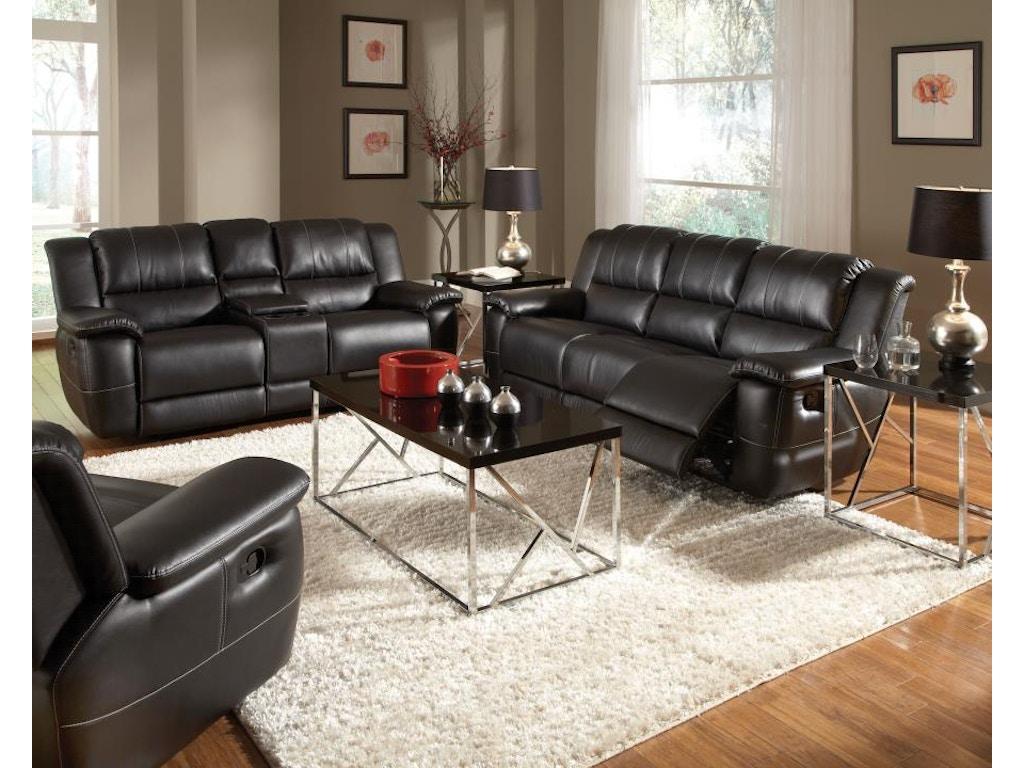 Coaster 3 Piece Living Room Set 601061 S3 Furniture