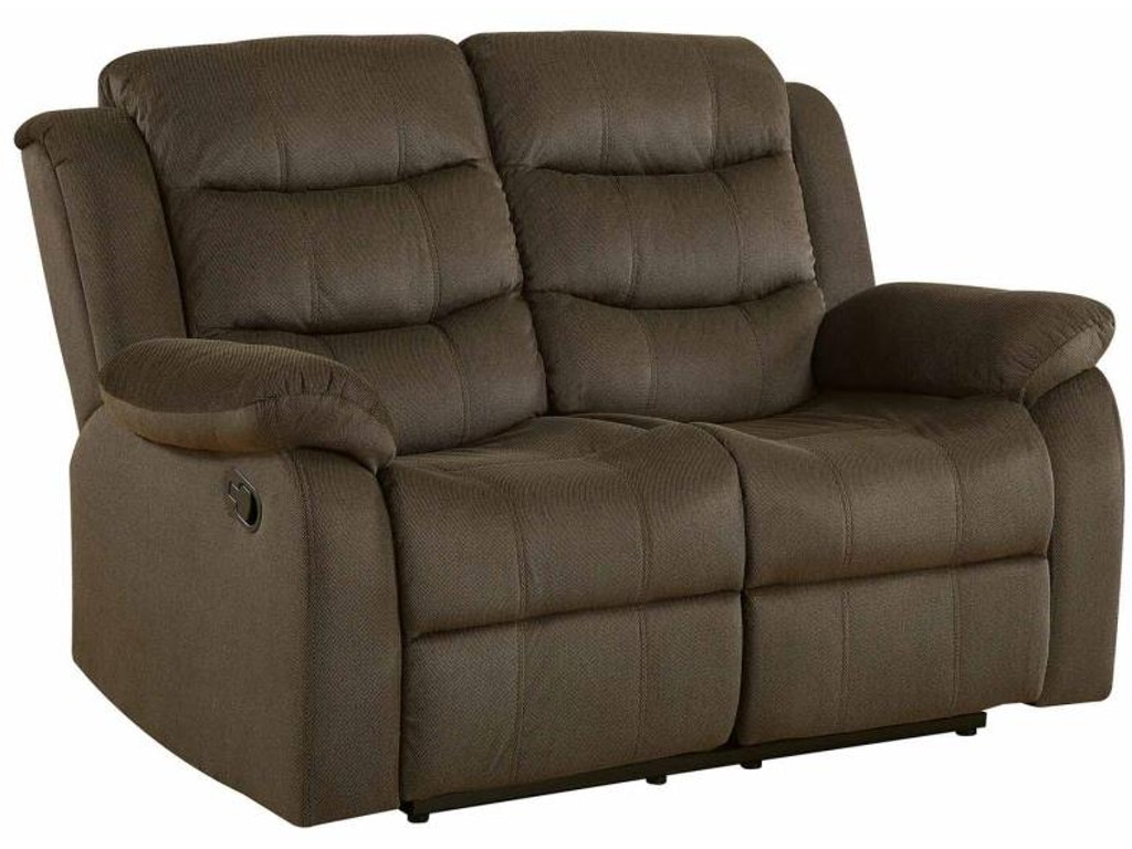 Coaster Living Room Motion Loveseat 601882 Simply
