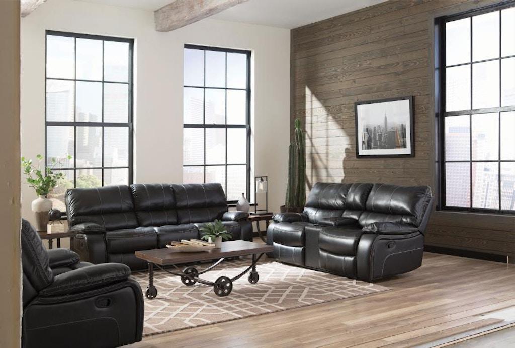 Piece Living Room Set 601934 S3