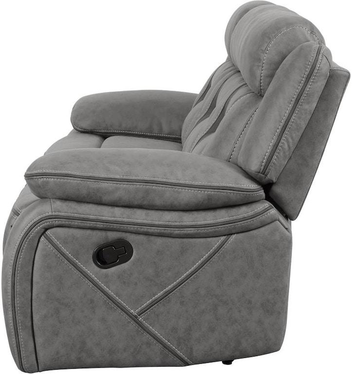 Coaster Living Room Motion Sofa 602261 Davis Furniture