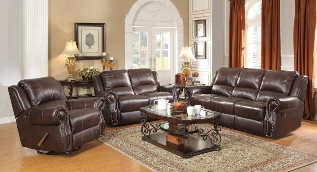 Coaster 3 Piece Living Room Set 650161 S3 Furniture