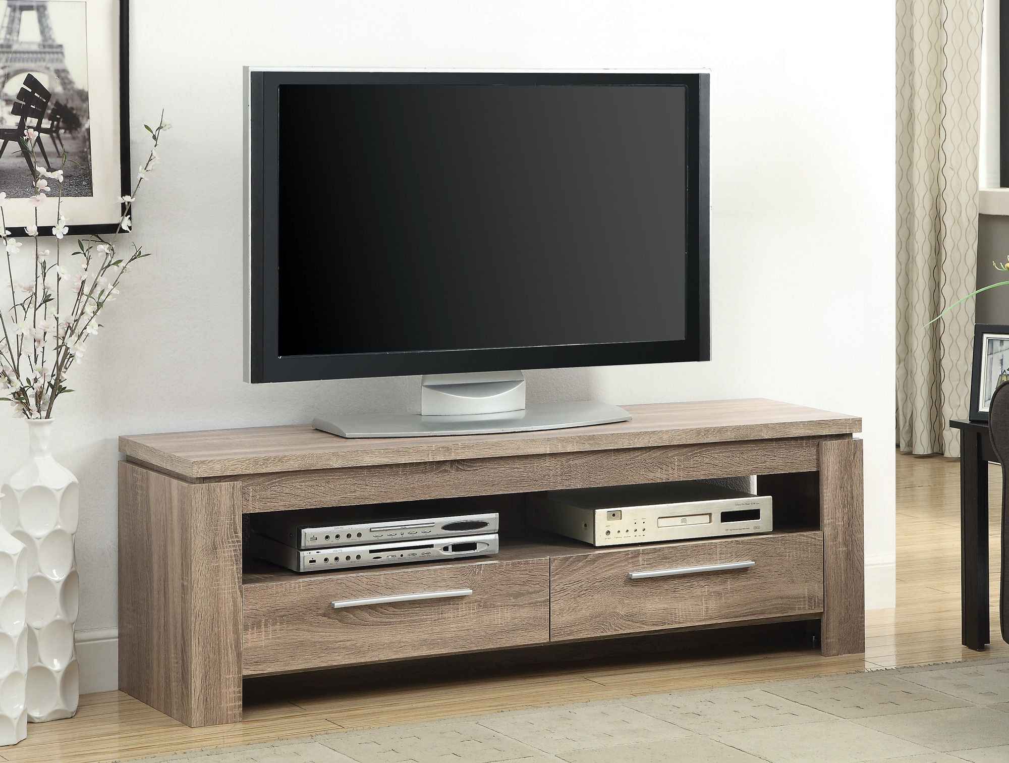 living room tv console coaster living room tv console 701975 hickory furniture 16277