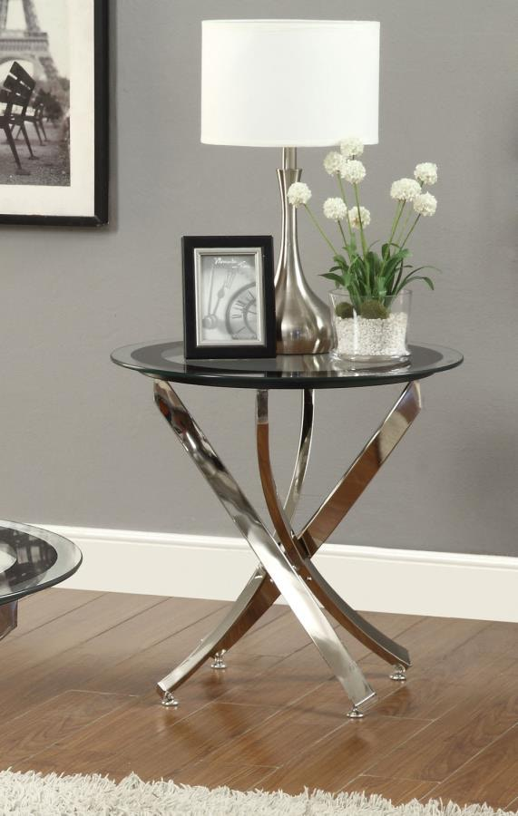 Coaster End Table 702587