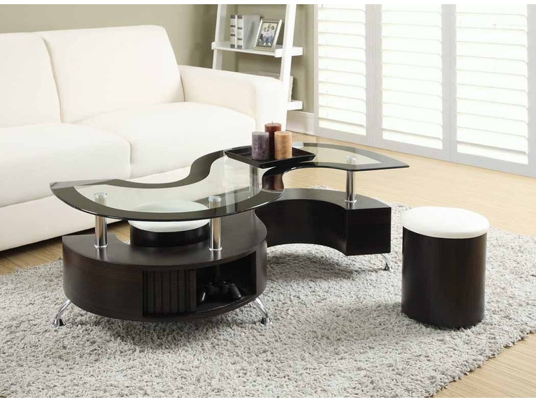 Coaster S-Cofee Table Coffee Table   Item# 8050