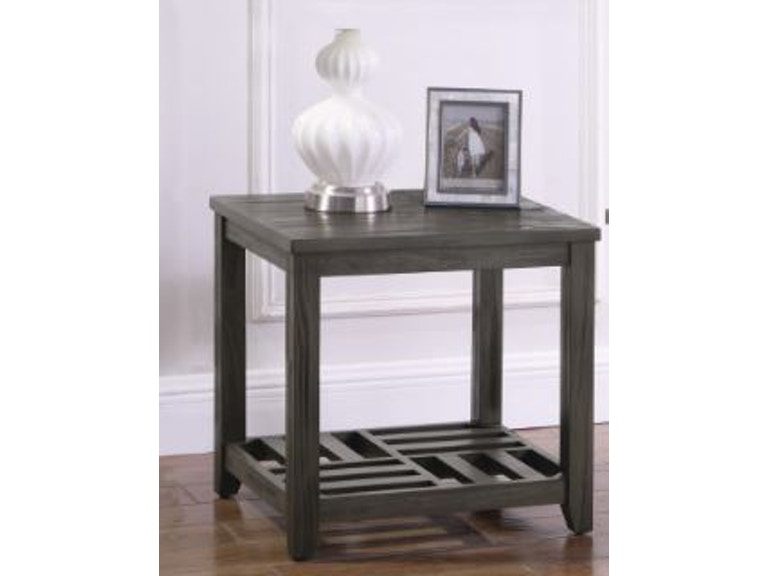 Coaster Living Room End Table 722287 Gilliam Thompson Furniture Mayfield Ky
