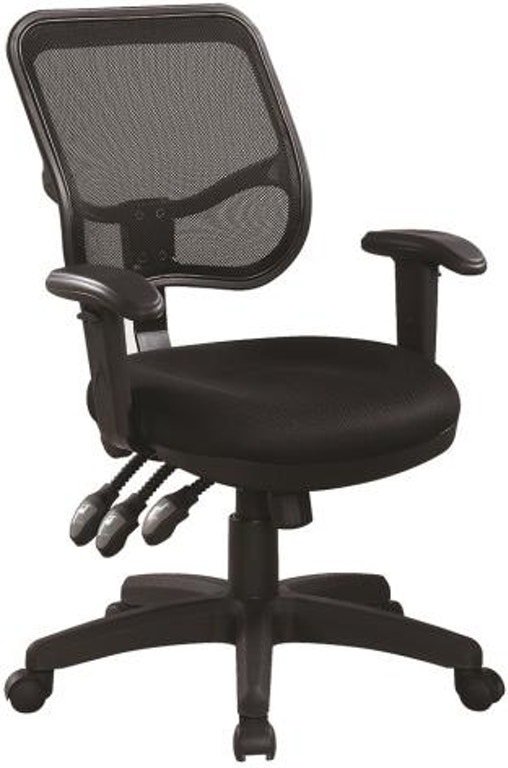 Coaster Home Office Office Chair 800019 Evans Furniture