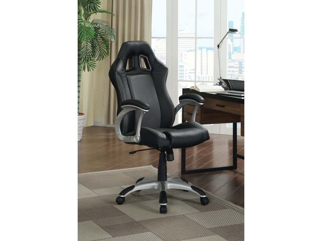 Coaster Home Office Office Chair 800046 Gibson Furniture