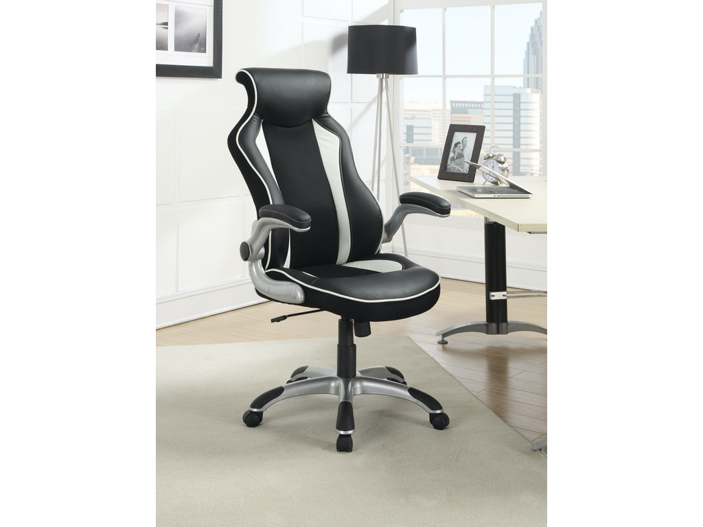 Coaster Home Office Office Chair 800048 Simply Discount Furniture Santa Clarita And Valencia Ca