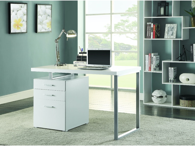 Coaster Home Office Office Desk 800325 The Furniture Mall Duluth