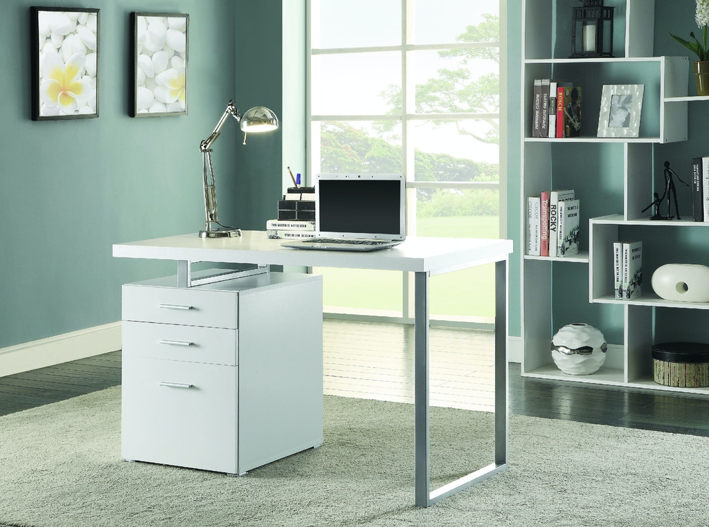 Coaster Home Office Office Desk 800325 - China Towne ... on white office chair, glass office desk furniture, simple home office furniture, luxury home office furniture, mahogany office desk furniture, student desk furniture, corner home desk furniture, home office room furniture, modern bedroom furniture, white desks for home office, table desk furniture, black home office furniture, corner computer desk furniture, executive office desk furniture, white office furniture collections, white computer desk furniture,