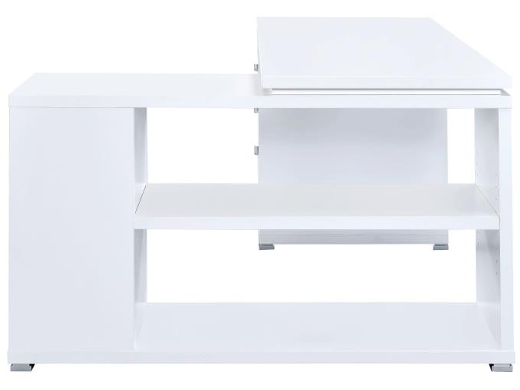 Coaster Home Office Office Desk 800516 Hickory Furniture
