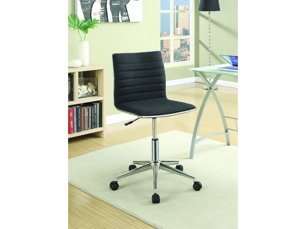 Coaster Home Office Office Chair 800725 Hickory