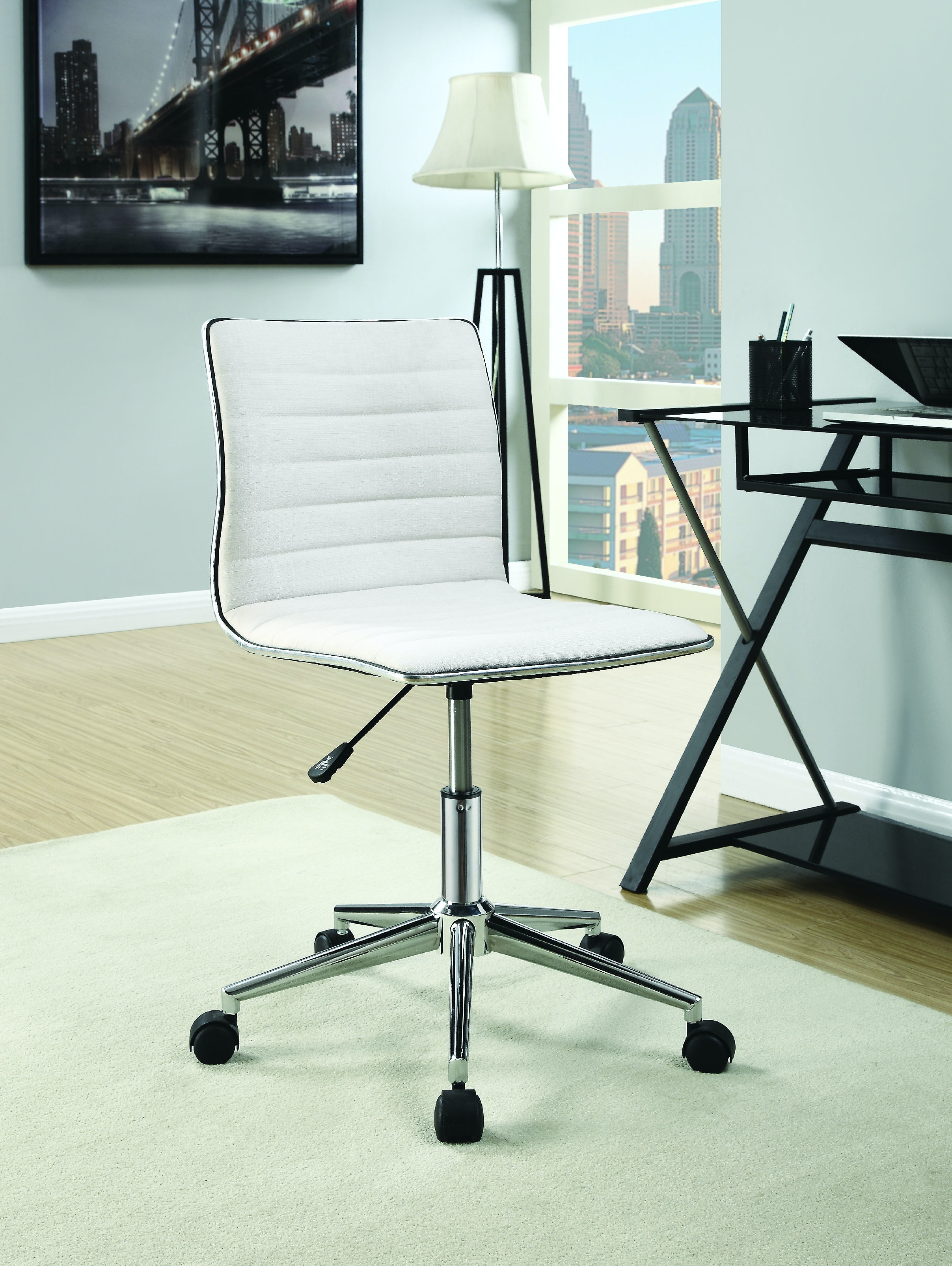 coaster home office office chair 800726 hickory furniture mart hickory nc